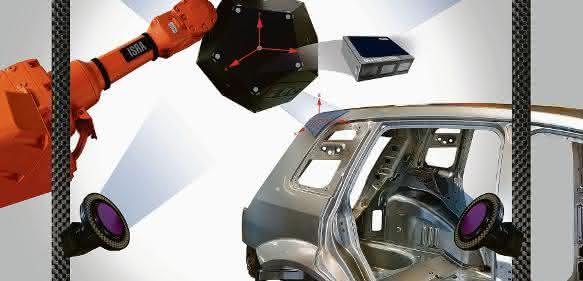 Isra Vision zeigt neues Mehrkamerasystem auf der Motek