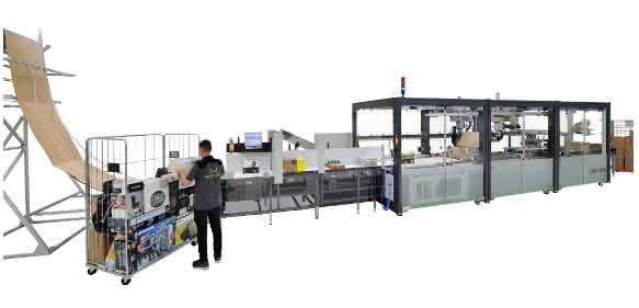 Verpackungsmaschine CVP-500