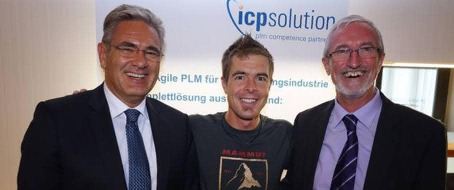 Jubiläum bei ICP Solution