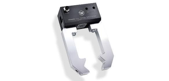Weiss Robotics zeigt Greifer mit Grips