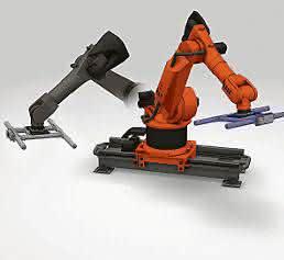 Robotertechnik modellieren mit Delmia V6