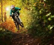 Downhill-Bike