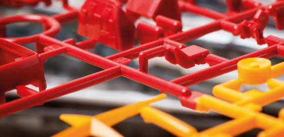 Software für Kunststoffmaschinen: Block an Block