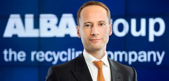 Axel Schweitzer Vorstandsvorsitzender der Alba Group plc und Co. KG soll das Joint Venture zunächst leiten. (Bild: Alba Group)
