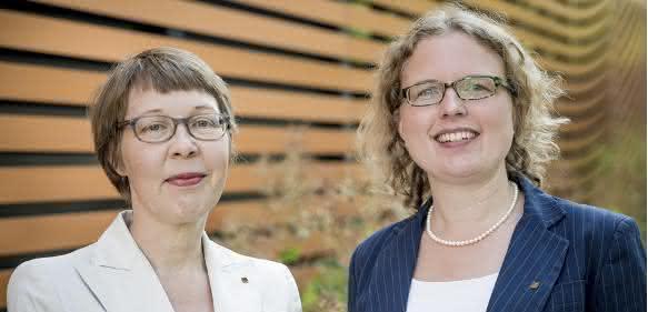Harting CSR Gisela Eickhoff und Ulrike Upmeyer