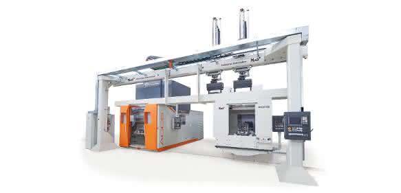 Anlagen für Automobilhersteller: MAG erweitert Produktionsanlagen um Automation und Peripherie