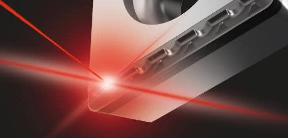 Komet nutzt Laseranlagen