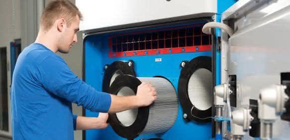 Entstaubungsanlagen: Schwebestäube und Schweißrauch leise absaugen