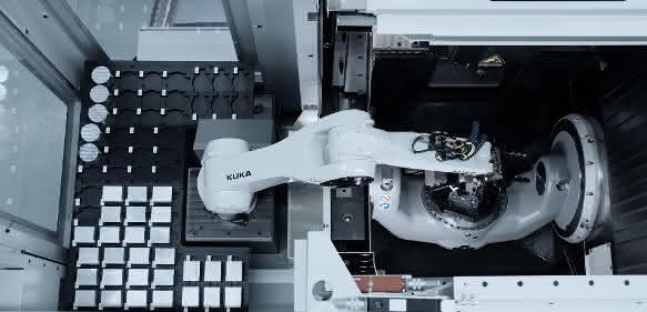 RS 05 mit Einfachmatritze