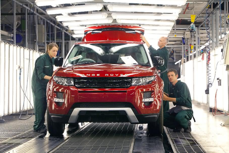 Kostenmanagement: Jaguar Land Rover optimiert Kalkulation