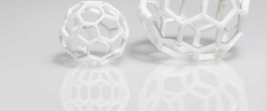 Bauteil mit komplexer Geometrie 3M