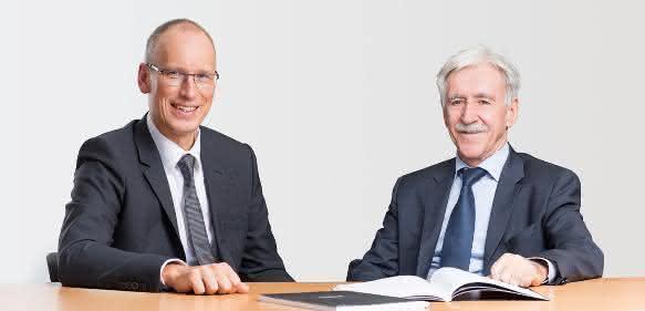 Berka gibt Vorstandsvorsitz von Analytik Jena an Krauß (Foto: Analytik Jena AG)