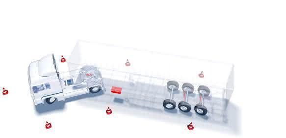 Elektrohydraulische Lenksystem VSE Steering von Weber-Hydraulik