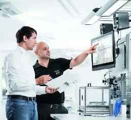 Festo Technologiefabrik_Schulung_Energieeffizienz