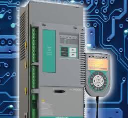 Frequenzumrichter zur Kontrolle