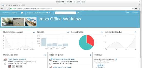 Imixs Office Workflow