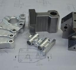 Anbauteile für hydraulische Spannvorrichtungen