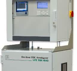 LFE Online-TOC-Analysator TOC-810 ermöglicht eine präzise Analyse von Reinstwasser (Bild: LFE GmbH & Co.KG)