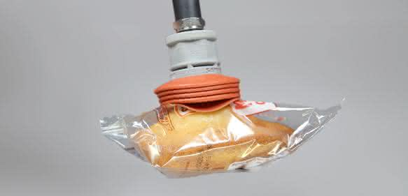 Guedon Stabiles Handling für Beutelverpackungen