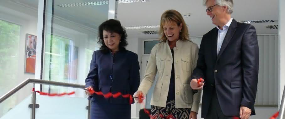 Eröffnung 3M Testcenter Meerbusch
