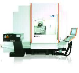 Mikron HPM 1350U von GF Machining Solutions