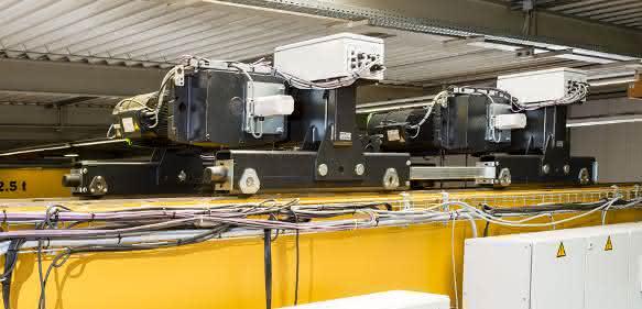 Stahl CraneSystems Seilzüge