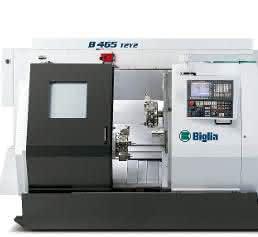 CNC-Drehzentrum B 465T2Y2
