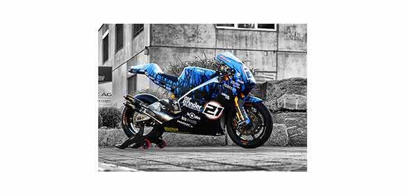 Suter MMX 500 Motorrad
