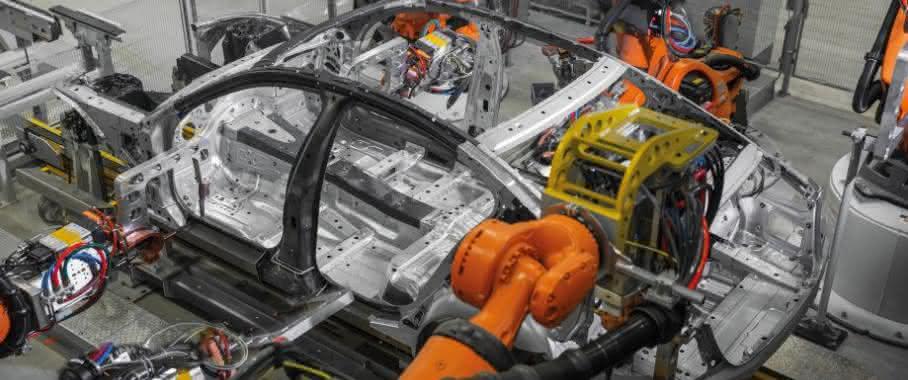 Carbon Core beim 7er BMW