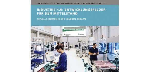 Fraunhofer IPA Studie: Schlüssiger Weg zur Industrie 4.0