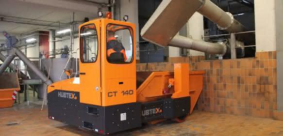 Mulden- und Container-Transporter