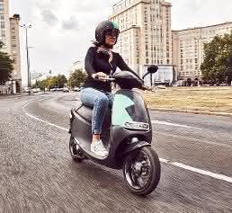 eScooter-Sharingdienst Coup von Bosch
