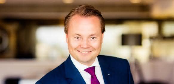 Sprecher des Hellmann-Vorstands Dr. Thomas Knecht.