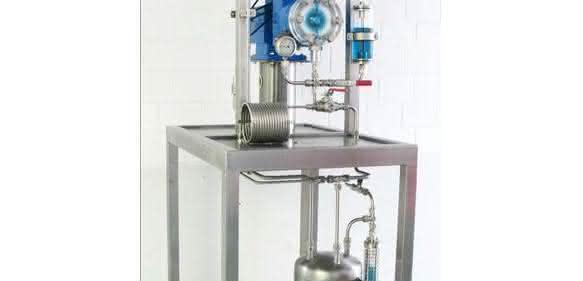 Membran-Dosierpumpe: Braucht kein Hydrauliköl