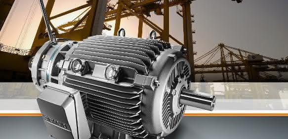 SIMOTICS DP Kranmotoren von Siemens