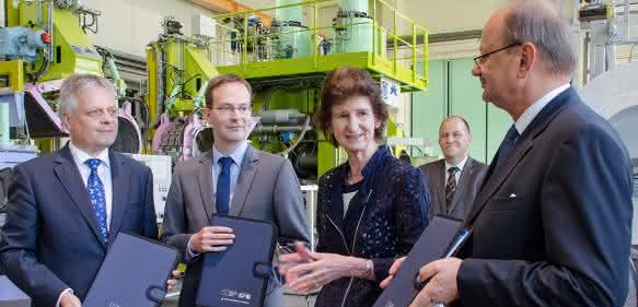 Industrienahe Forschung: Leichtbauallianz für Sachsen