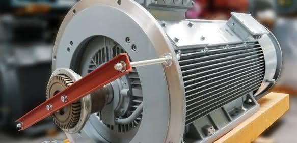 Käfigläufermotor von Menzel
