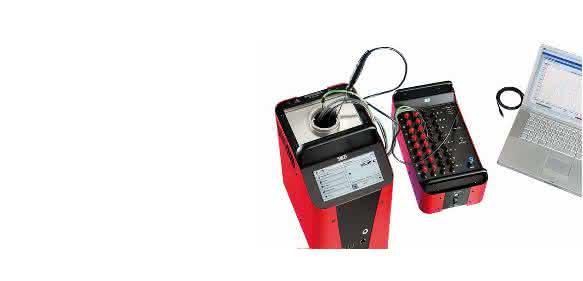 Temperaturkalibratoren der TP Premium Serie von Sika