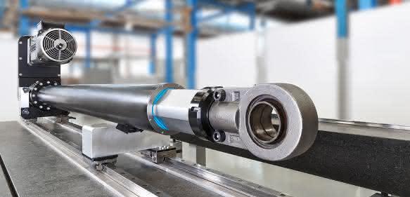 Bosch Rexroth Lineartechnik Modularisierung und Flexibilisierung