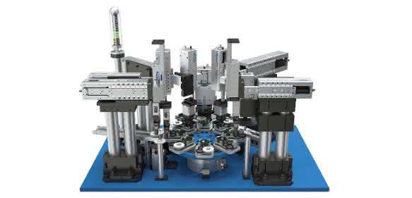 ELP Montagestation Anwendungen