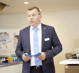 Ralf Laber, General Manager von SMC Deutschland