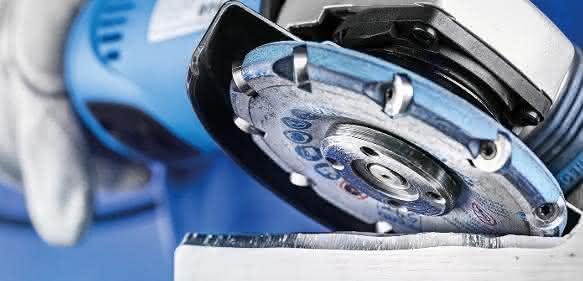 High-Speed-Disc für Winkelschleifer von Pferd