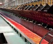 Rohr- und Drahtproduktion