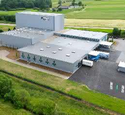 Stauff Logistikzentrum in Neuenrade