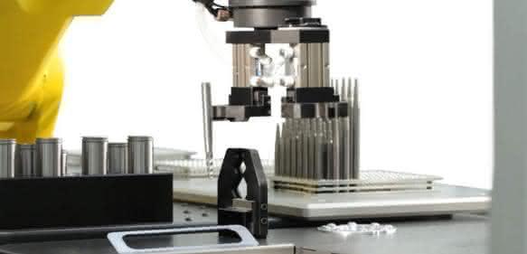 Robo Set 2 von Zoller zur Werkzeugvermessung