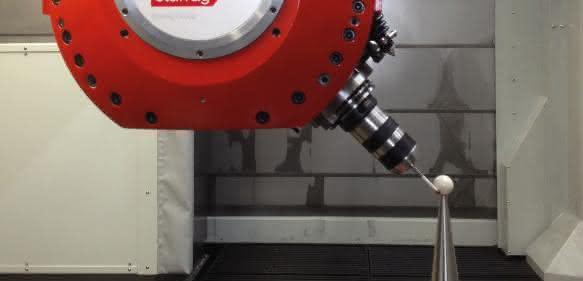 Fräskopf mit IO-Link-Speicherchip von Balluff
