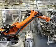 KR QUANTEC Boll Automation Daimler