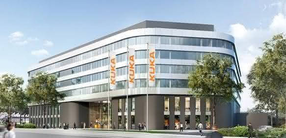 Entwicklungs- und Technologiezentrum: Kuka feiert Einweihung