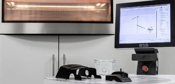 3D-SLS-Druckverfahren