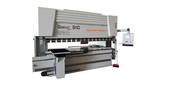 CNC-Abkantpresse von Boschert